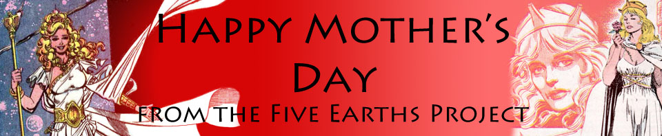 Mother's Day at the Five Earths Project