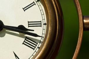 Clock time management